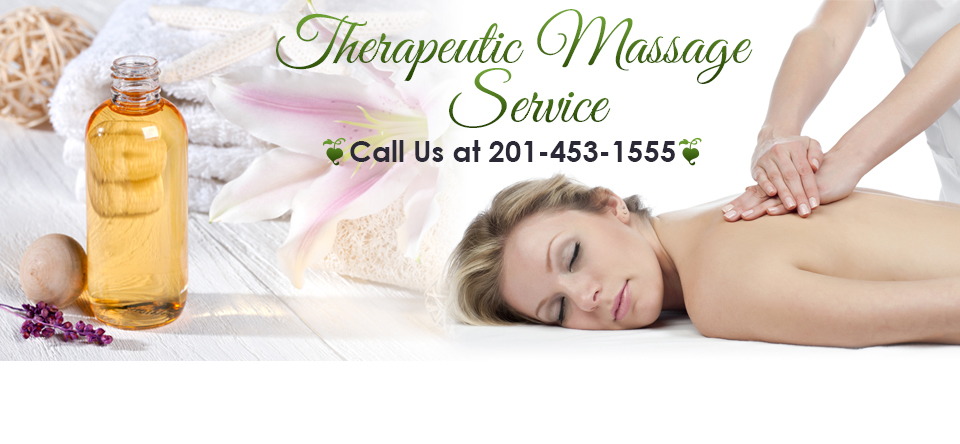 Therapeutic Massage in Hudson County